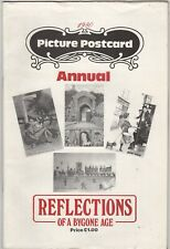 More details for rare picture postcard annual number 1 printed booklet by reflections 1980