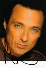 Martin Kemp Autograph Signed Photo Preprint Glossy Music Portrait Spandau Ballet