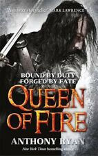Queen of Fire: Book 3 of Raven's Shadow, Ryan, Anthony, New condition, Book