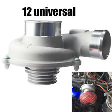 Car refit Supercharger Power Air Intake Turbonator Turbine Gas Fuel Saver Turbo
