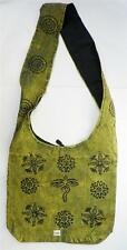 T405 FASHION TRENDY SHOULDER STRAP COTTON BAG  MADE IN NEPAL
