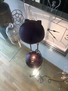 IKEA Purple Espressivo Table Lamp, Desk Office, Height Adjustable, Used, A9904