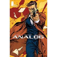Analog #1 Big Bang Comics Exclusive Cover Signed Special Edition