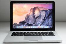 """Apple Macbook Pro 13"""" Intel i7 3520m 2.90Ghz 8Gb Ram 500Gb HDD USB 3 High Sierra"""