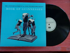 MR ENTERTAINMENT & THE POOKIESMACKERS Book of Guinnesses / 2015 US Lp NEW Mint!