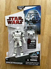 Star Wars Legacy Collection Spacetrooper Actionfigur