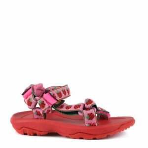 Teva Hurricane XLT2 Toddler's Sandals, Strawberry Pink