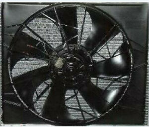 Lincoln Mark 8 / Thunderbird 18 inch electric radiator fan Ford Chevy Hotrod