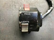 1989 Yamaha Virago XV1100 Left Switch
