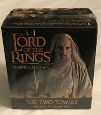 Lord of the Rings Trading Card Game LOTR TCG Two Towers Deluxe Starter Deck Gry