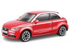 AUDI A1 1:43 Car Red NEW Model Diecast Models Cars Die Cast Metal Miniature