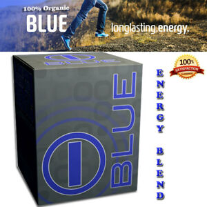 BLUE Energy Blend by BHIP GLOBAL Energy Drink for Fitness & Weight Loss for all,