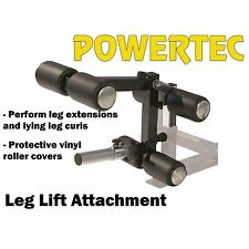 POWERTEC Leg Lift Attachment WB-LLA16 Leg Extension Lying Leg Curls