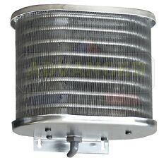 115V Thin Profile ETL Reach-In Cooler Evaporator 5 Fans Blower 5,500 BTU 750CFM