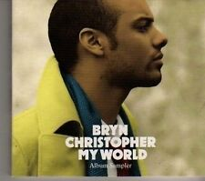 (CR330) Bryn Christopher, My World Album Sampler - 2008 DJ CD