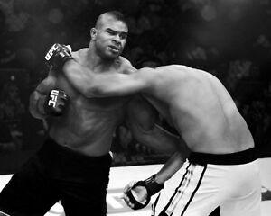 UFC MMA ALISTAIR OVEREEM Dutch Mixed Martial Arts 8x10 Photo Fighter Print