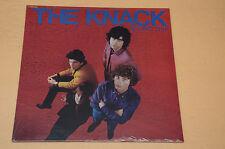 THE KNACK LP ROUND TRIP-1°ST ORIG ITALY 1981 SIGILLATO ! AUDIOFILI ESIGENTI TOP
