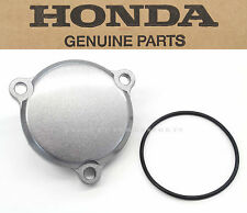 New Genuine Honda Oil Filter Access Cover 90-00 XR600 R , 93-16 XR650 L   #J18