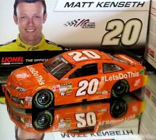 """MATT KENSETH 2013 """"LET'S DO THIS"""" HOME DEPOT 1/24SCALE  ACTION NASCAR DIECAST"""