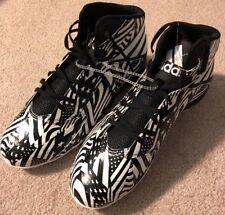 New Mens Adidas Freak 3 Iron Skin Cleats Size 11.5 Art Q16091