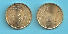 ESPAÑA - MONEDA 50 CENTIMOS DE EURO 1999   SC   UNC