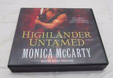 Monica McCarty Highlander Untamed Audio CD 9 CD Set Red By Antony Ferguson