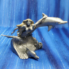 Little Mermaid Pod Mates Dolphins Rawcliffe Us Made by Julie Guthrie