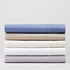 Hudson Park 800 TC Egyptian Cotton STANDARD Sham DEFT BLUE A428