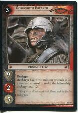 Lord Of The Rings CCG Card SoG 8.U97 Gorgoroth Breaker
