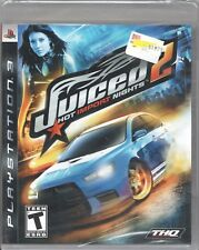 Video Game - Sony PS3 JUICED 2 HOT IMPORT NIGHTS Factory Sealed NEW