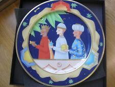 Piatti DI NATALE RE MAGI 31 cm Bulgari 1999 di Rosenthal