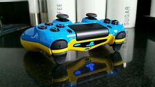 PS4 PS3 ULTIMATE ANTI retroceso francotirador aliento Rapid Fire Controller + Carcasa de color