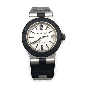 Bvlgari Watch  AL32TA Aluminium operates normally 1133894