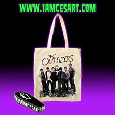 The Outsiders Tote Bag Movie Greasers Rockabilly Grease Bags iamcesart