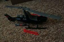 Cobra FANG VINTAGE 1983 Gi Joe ARAH n complete Enemy Helicopter Vehicle RARE Lot