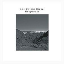 One Unique Signal - Hoopsnake (NEW CD)