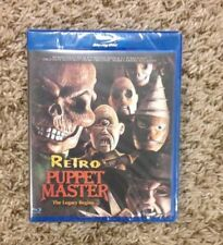 Retro Puppet Master Blu-ray, Full Moon Features and Charles Band