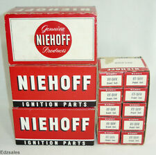 40 NOS Niehoff FF-9HV Point Sets Vintage Ford Ignition Restoration Parts