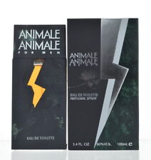 Animale Animale By Parlux For Men  Eau De Parfum 3.4 OZ 100 ML Spray