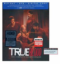 True Blood - The Complete Fourth Season with 80-Minute Bonus Disc