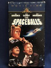 Spaceballs VHS