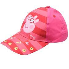 PEPPA Pig: PEPPA Pig Cappello da baseball, 2-7YR circa, nuovo con etichette.