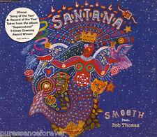 SANTANA - Smooth (ft ROB THOMAS ) (UK 3 Trk CD Single)