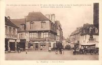 CPA 56 PONTIVY PLACE DU MARTRAY