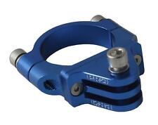 PRO Bicycle Camera HandleBar Mount 31.8mm Bike Alloy Suits GoPro Shimano HD BLUE