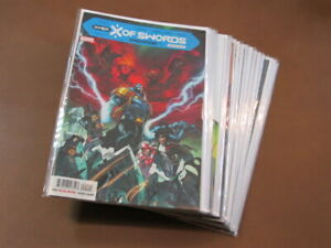 X OF SWORDS #1 - 22 VF-NM COMPLETE CROSSOVER SET X-MEN X-FORCE NEW MUTANTS 2020