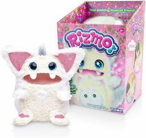 Rizmo Snow Evolving Musical Friend Interactive Plush Toy