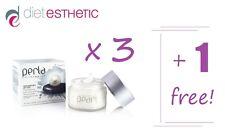 Diet Esthetic Anti-Age Micro Pearl Spf 15 Day Face Cream 50ml - 3 pcs + 1 Free!