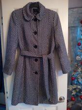 Ladies Coat Size 16 Debenhams