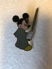 Disney Pin Mickey Mouse Jedi Mickey